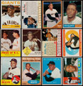 Baseball Cards:Lots, 1960-73 Fleer, Post & Topps Willie Mays Collection (26)....