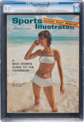 Miscellaneous Collectibles:General, 1964 First Sports Illustrated Swimsuit Issue CGC 8.5 - Only One Higher. ...