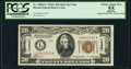 Fr. 2305* $20 1934A Hawaii Mule Federal Reserve Note. PCGS Apparent Choice About New 55