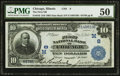 Chicago, IL - $10 1902 Date Back Fr. 616 The First NB Ch. # (M)8