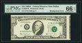 Error Notes:Miscellaneous Errors, Fr. 2028-K $10 1988A Federal Reserve Note. PMG Gem Uncirculated 66 EPQ.. ...