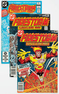 Bronze Age (1970-1979):Superhero, Firestorm Group of 20 (DC, 1978-83) Condition: Average FN/VF.... (Total: 20 Comic Books)
