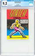 Silver Age (1956-1969):Alternative/Underground, Snatch Comics #1 Second Printing (Apex Novelties, 1968) CGC NM- 9.2Off-white pages....
