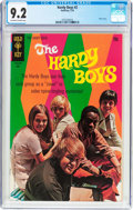 Bronze Age (1970-1979):Miscellaneous, Hardy Boys #2 (Gold Key, 1970) CGC NM- 9.2 Off-white to whitepages....