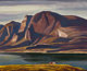 Rockwell Kent (American, 1882-1971) Greenland (Spring), circa 1934-35 Oil on canvas laid on panel 28 x 34 inches (71