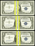 Small Size:Silver Certificates, Fr. 1621 $1 1957B Silver Certificates. 275 Examples. Choice About Uncirculated or Better.. ... (Total: 275 notes)