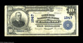 National Bank Notes:Kentucky, Covington, KY - $10 1902 Plain Back Fr. 632 The Liberty NB Ch. #1847. This institution was founded in 1871 as The Germa...