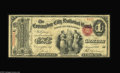 National Bank Notes:Kentucky, Covington, KY - $1 Original Fr. 382 The Covington City NB Ch. #1859. The Gale collection contains two of the six report...