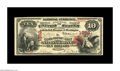 National Bank Notes:Kentucky, Covington, KY - $10 Original Fr. 414 The Covington City NB Ch. #1859. A lovely note combining grade with rarity. This p...