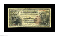 National Bank Notes:Kentucky, Cynthiana, KY - $50 1882 Brown Back Fr. 513 The NB of Cynthiana Ch.# 1900. A very rare type and denomination from Kentu...
