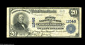 National Bank Notes:Kentucky, Dawson Springs, KY - $20 1902 Plain Back Fr. 658 The First NB Ch. #11548. This is the only $20 listed from here in the ...