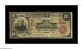 National Bank Notes:Kentucky, Elizabethtown, KY - $10 1902 Red Seal Fr. 613 The First NB Ch. #(S)3042. The only Red Seal known from the bank, which w...