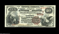 National Bank Notes:Kentucky, Elizabethtown, KY - $10 1882 Brown Back Fr. 490 The Hardin NB Ch. #(S)6028. An attractive Brown Back which is one of ju...