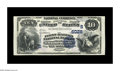 National Bank Notes:Kentucky, Elizabethtown, KY - $10 1882 Value Back Fr. 579 The First-Hardin NBCh. # (S)6028. A Value Back with utterly incredible ...