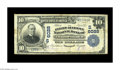 National Bank Notes:Kentucky, Elizabethtown, KY - $10 1902 Plain Back Fr. 634 The First-Hardin NBCh. # (S)6028. This Fine-Very Fine note bears th...