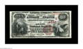 National Bank Notes:Kentucky, Frankfort, KY - $10 1882 Brown Back Fr. 484 The State NB Ch. #(S)4090. As high a grade Brown Back as we've seen from th...