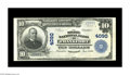 National Bank Notes:Kentucky, Frankfort, KY - $10 1902 Plain Back Fr. 626 The State NB Ch. #4090. A bright note from the first of the three banks to ...