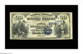 National Bank Notes:Kentucky, Frankfort, KY - $20 1882 Value Back Fr. 581 The National BranchBank of Kentucky Ch. # (S)5376. This is one of just two ...