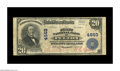 National Bank Notes:Kentucky, Fulton, KY - $20 1902 Plain Back Fr. 653 The First NB Ch. # 4563. Avery rare bank both in large and small size, with ju...