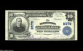 National Bank Notes:Kentucky, Georgetown, KY - $10 1902 Plain Back Fr. 626 The Georgetown NB Ch.# 8579. A high grade example from this rather scarce ...