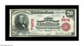 National Bank Notes:Kentucky, Glasgow, KY - $20 1902 Red Seal Fr. 639 The Third NB Ch. # (S)6872.This piece has never been offered publicly to the co...