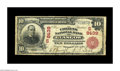 National Bank Notes:Kentucky, Glasgow, KY - $10 1902 Red Seal Fr. 615 The Citizens NB Ch. #(S)8439. This is the only Red Seal known from this bank, a...