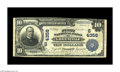 National Bank Notes:Kentucky, Greenville, KY - $10 1902 Plain Back Fr. 627 The First NB Ch. #(S)4356. A very nice Third Charter note which also came ...