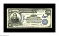 National Bank Notes:Kentucky, Harrodsburg, KY - $10 1902 Date Back Fr. 619 The First NB Ch. #(S)1807. Two banks issued large size from here. This is ...