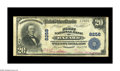National Bank Notes:Kentucky, Hazard, KY - $20 1902 Plain Back Fr. 651 The First NB Ch. # 8258.Large notes only from the only issuer in this now famo...