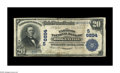 National Bank Notes:Kentucky, Hodgenville, KY - $20 1902 Date Back Fr. 642 The Farmers NB Ch. #(S)6894. This bank issued under two very similar title...