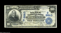 National Bank Notes:Kentucky, Hodgenville, KY - $10 1902 Date Back Fr. 619 The La Rue NB Ch. #(S)9843. This is one of the great rarities of the Gale ...