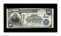 National Bank Notes:Kentucky, Horse Cave, KY - $10 1902 Plain Back Fr. 624 The First NB Ch. #(S)7602. A lovely example from a bank bearing one of the...