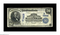 National Bank Notes:Kentucky, Horse Cave, KY - $20 1902 Plain Back Fr. 650 The First NB Ch. #(S)7602. The second of two examples from this most sough...