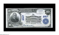 National Bank Notes:Kentucky, Hustonville, KY - $10 1902 Plain Back Fr. 624 The NB of HustonvilleCh. # 2917. A very attractive example from a small g...