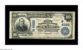 National Bank Notes:Kentucky, Jackson, KY - $10 1902 Plain Back Fr. 626 The First NB Ch. #(S)9320. A scarce note from the only bank to issue in this ...