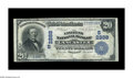 National Bank Notes:Kentucky, Lancaster, KY - $20 1902 Date Back Fr. 642 The Citizens NB Ch. #(S)2888. This bank is even more scarce than the institu...