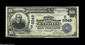 National Bank Notes:Kentucky, Latonia, KY - $10 1902 Date Back Fr. 616 The First NB Ch. #(S)6248. This community no longer exists, having become abso...