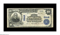 National Bank Notes:Kentucky, Latonia, KY - $10 1902 Plain Back Fr. 634 The First NB Ch. # 6248.A rare piece which is the only example known from her...