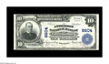 National Bank Notes:Kentucky, Lawrenceburg, KY - $10 1902 Plain Back Fr. 626 The Anderson NB Ch.# 8604. Once again the Gale collection contains the h...