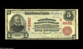 National Bank Notes:Kentucky, Lawrenceburg, KY - $5 1902 Red Seal Fr. 589 The Witherspoon NB Ch.# (S)8862. A great Red Seal from by far the scarcest ...