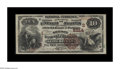 National Bank Notes:Kentucky, Leitchfield, KY - $10 1882 Brown Back Fr. 490 The Grayson County NBCh. # (S)5314. The extraordinary parade of great not...