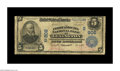 National Bank Notes:Kentucky, Lexington, KY - $5 1902 Plain Back Fr. 604 The First & City NBCh. # (S)906. This Very Good note bears the second of...