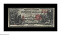 National Bank Notes:Kentucky, Lexington, KY - $5 1875 Fr. 404 The National Exchange Bank Ch. #2393. A just plain rare bank, with the Gale holdings co...