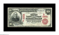 National Bank Notes:Kentucky, Lexington, KY - $10 1902 Red Seal Fr. 613 The Second NB Ch. #(S)2901. A bright and appealing Red Seal from this scarcer...