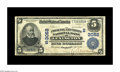 National Bank Notes:Kentucky, Lexington, KY - $5 1902 Date Back Fr. 593 The Phoenix & ThirdNB Ch. # (S)3052. A nice mate to the $5 Plain Back offered...