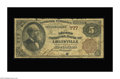 National Bank Notes:Kentucky, Louisville, KY - $5 1882 Brown Back Fr. 467 The Second NB Ch. #777. A well circulated but still quite collectible examp...