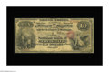 National Bank Notes:Kentucky, Louisville, KY - $10 Original Fr. 412 The Planters NB Ch. # 790.This short lived institution was the first nationally c...
