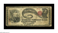 National Bank Notes:Kentucky, Louisville, KY - $2 Original Fr. 389 The Kentucky NB Ch. # 1908.This is the first lot in a truly extraordinary set of f...