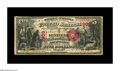 National Bank Notes:Kentucky, Louisville, KY - $5 1875 Fr. 402 The Kentucky NB Ch. # 1908. A wellprinted and most attractive example which is also ne...