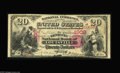 National Bank Notes:Kentucky, Louisville, KY - $20 1875 Fr. 431 The Kentucky NB Ch. # 1908. Ajust plain rare type and denomination from both this com...